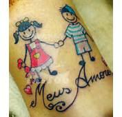Tatuagem Filho Modelos  Tatuagens 2016