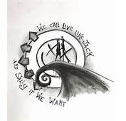 Jack And Sally Tattoo Design By Claremcgeever On DeviantArt