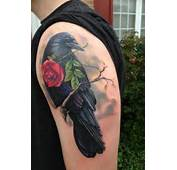 Crow Tattoos Designs And Ideas  Page 101