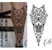 Modelos De Tatuagens Maori Pictures To Pin On Pinterest