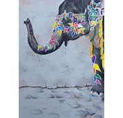 Elephant Drawings Canvas Prints And Art