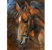 Head Horse By Arthur Braginsky