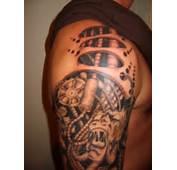 Biomechanical Tattoo By Bunia115 On DeviantArt