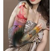 Alluring Full Sleeve Tattoo Designs To Shape A Story On Your Arm