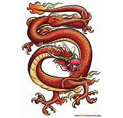 Red Chinese Dragon Tattoo Images &amp Pictures  Becuo