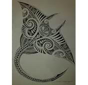 Marvelouse Polynesian Tattoo Design