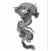 Japanese Dragons  The Are Considered To Be Water