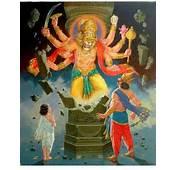 Life And Beyond The Narasimha Avatar  Ancient
