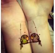 30  Amazing Matching Tattoos Ideas 2016