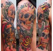 Half Sleeve Tattoo Designs Tattoos For Men