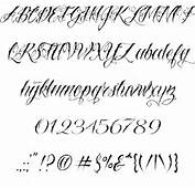 Tattoo Fonts  WebDesignerDrops