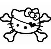 THE 3 CUTEST HELLO KITTY COLOURING PAGES EVER