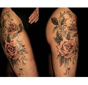 Images About Tattoos On Pinterest Thigh Matching