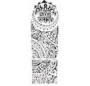Polynesian Designs And Patterns  Spine Tattoo Design For Men Of Maori