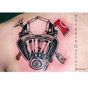 Firefighter Tattoo Designs Ideas Car Tuning