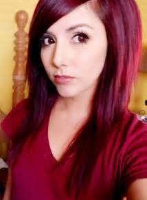 deep auburn hair dark red color ideas