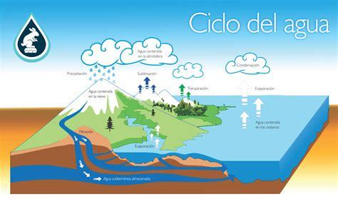 Il Ciclo Dell'acqua Scienze image 1