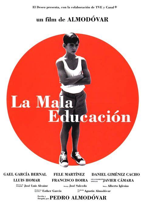 La Mala Educacion Pelicula Completa image 12