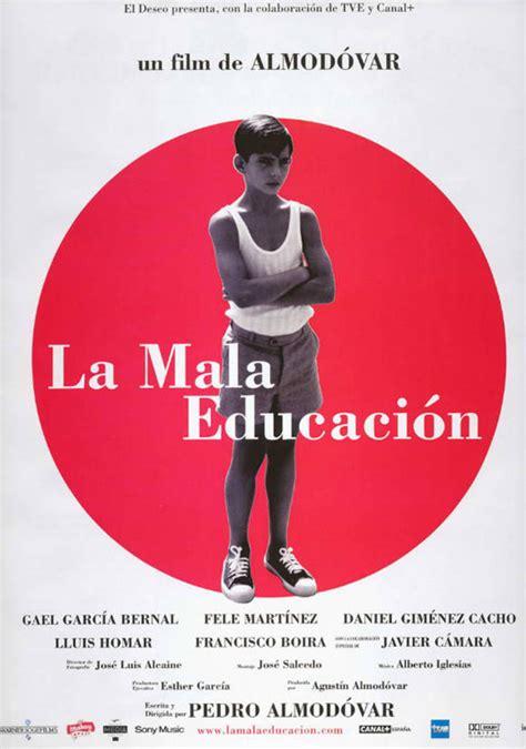 La Mala Educacion Pelicula Completa image 19
