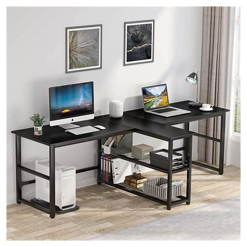 2 Person Desk Home Office Furniture office design & decor ideas gallery