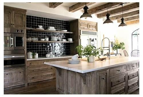 2018 Wood Kitchen Cabinet Trends kitchen design & decor ideas gallery