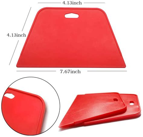 Abyssaly Wallpaper Smoothing Tool Kit for Contact Paper Application