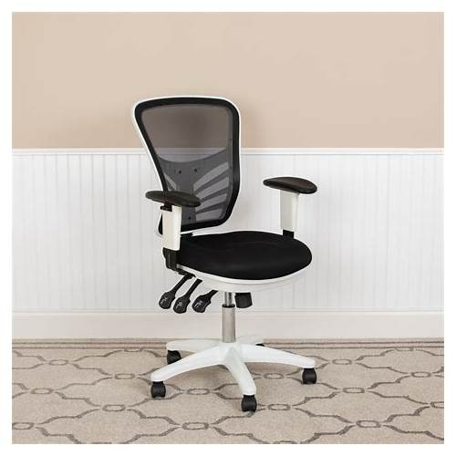 Adjustable Office Chairs with Arms office design & decor ideas gallery