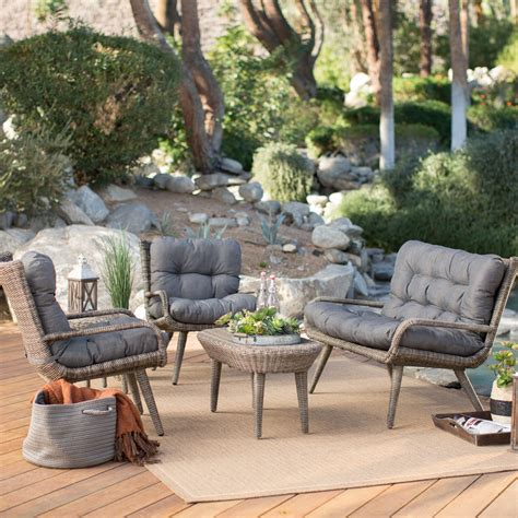 All Weather Wicker Patio Furniture Sets