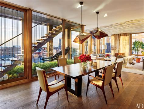 Architectural Digest Dining Room dining room design & decor ideas gallery