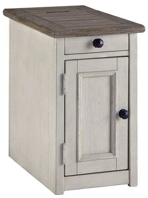 Ashley Furniture Signature Design - Bolanburg Chairside End Table,