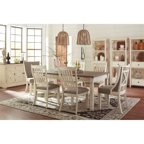 Ashley Furniture Signature Design - Bolanburg Upholstered Dining Room