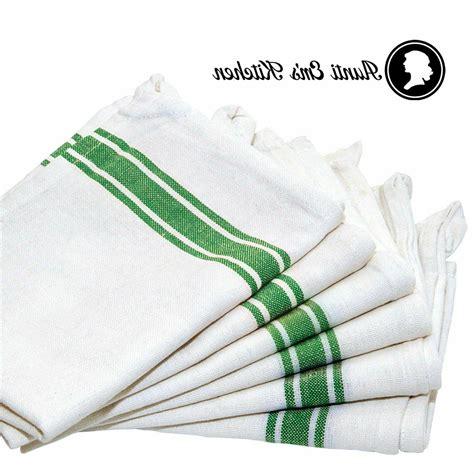 Aunti Em's Kitchen Flour Sack Dish Towels - Set