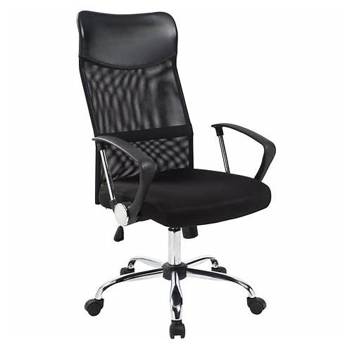 Black Mesh Office Chair office design & decor ideas gallery