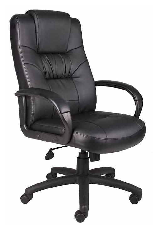 Black Office Chair office design & decor ideas gallery