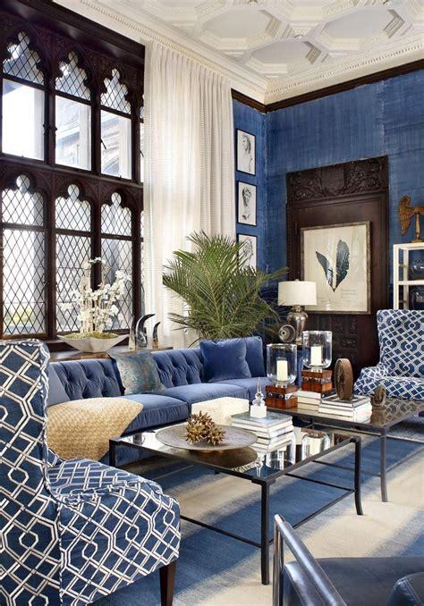 Blue Living Room Design Ideas living room design & decor ideas gallery