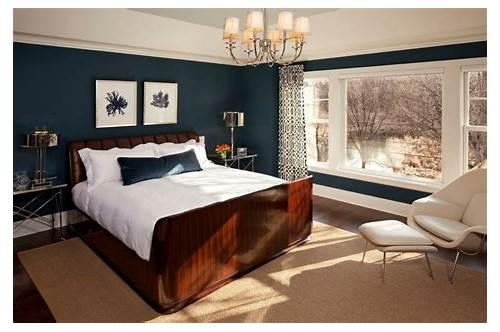 Blue Master Bedroom Decorating Ideas bedroom design & decor ideas gallery