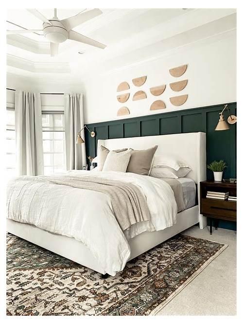 Board and Batten Bedroom bedroom design & decor ideas gallery