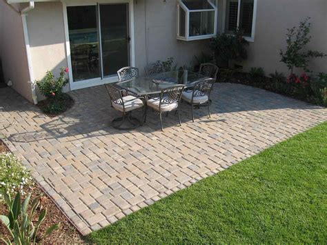 Brick Paver Patio Design Ideas patio design & decor ideas gallery