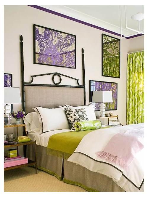 Bright Tropical Bedroom bedroom design & decor ideas gallery