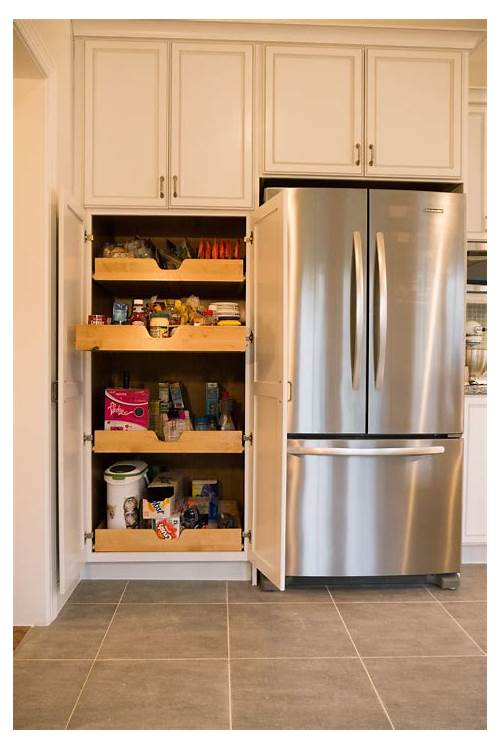 Built in Kitchen Pantry Cabinets kitchen design & decor ideas gallery