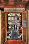 Cabin Kitchens with Pantry kitchen design & decor ideas gallery