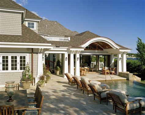 Cape Cod Outdoor Patio