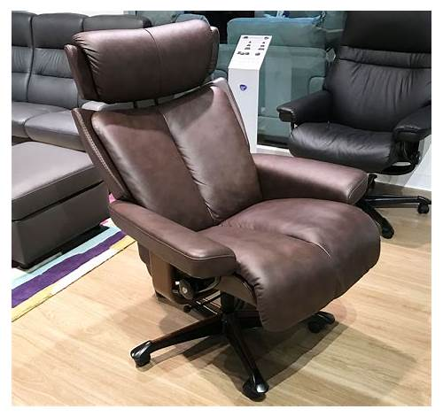 Chocolate Office Desk Chair office design & decor ideas gallery
