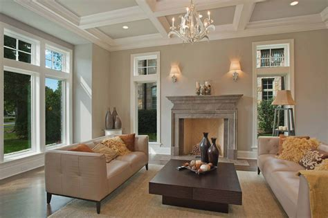 Colorful Living Room Neutral living room design & decor ideas gallery