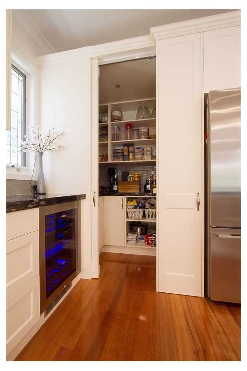 Corner Kitchen Pantry Designs kitchen design & decor ideas gallery