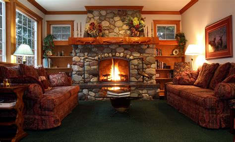 Cozy Living Room with Fireplace living room design & decor ideas gallery