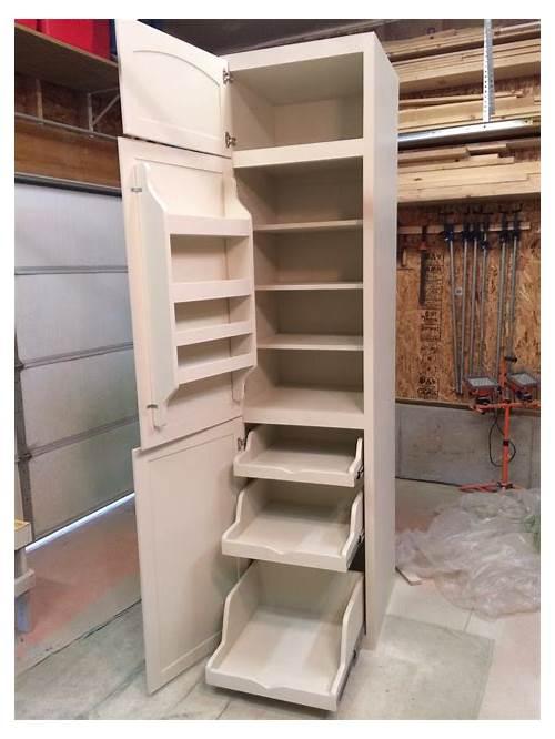 DIY Kitchen Pantry Cabinet kitchen design & decor ideas gallery