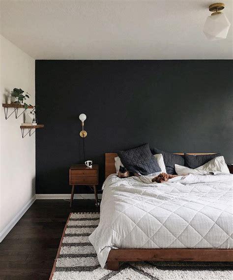 Dark Charcoal Bedroom Walls Pictures bedroom design & decor ideas gallery