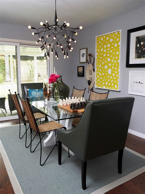 Eclectic Dining Room Design dining room design & decor ideas gallery