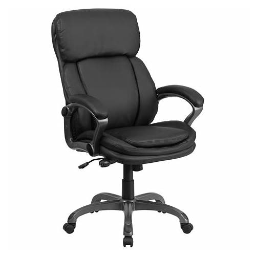 Ergonomic High Back Executive Leather Office Chair office design & decor ideas gallery